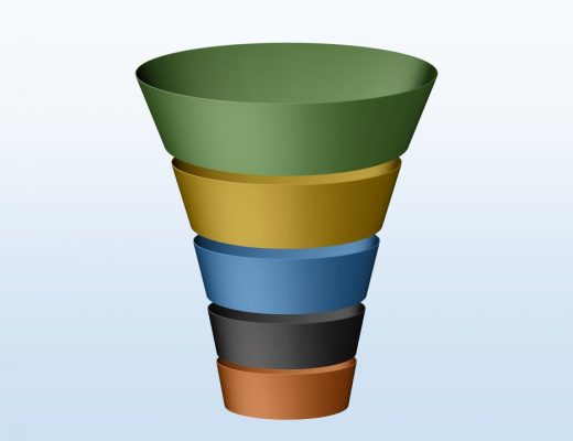 Funnel graphic